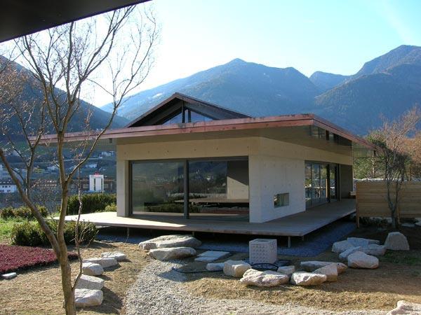 Bonsai webseite von putz w for Haus japanischer stil
